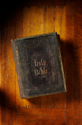 The Holy Christian text sets rules on many aspects of life, some widely ignored, others perpetuated