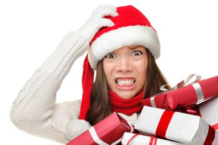 female shopper, holiday, ULC