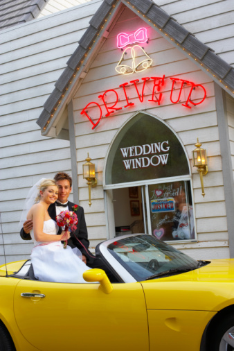 perform a wedding, wedding ceremony