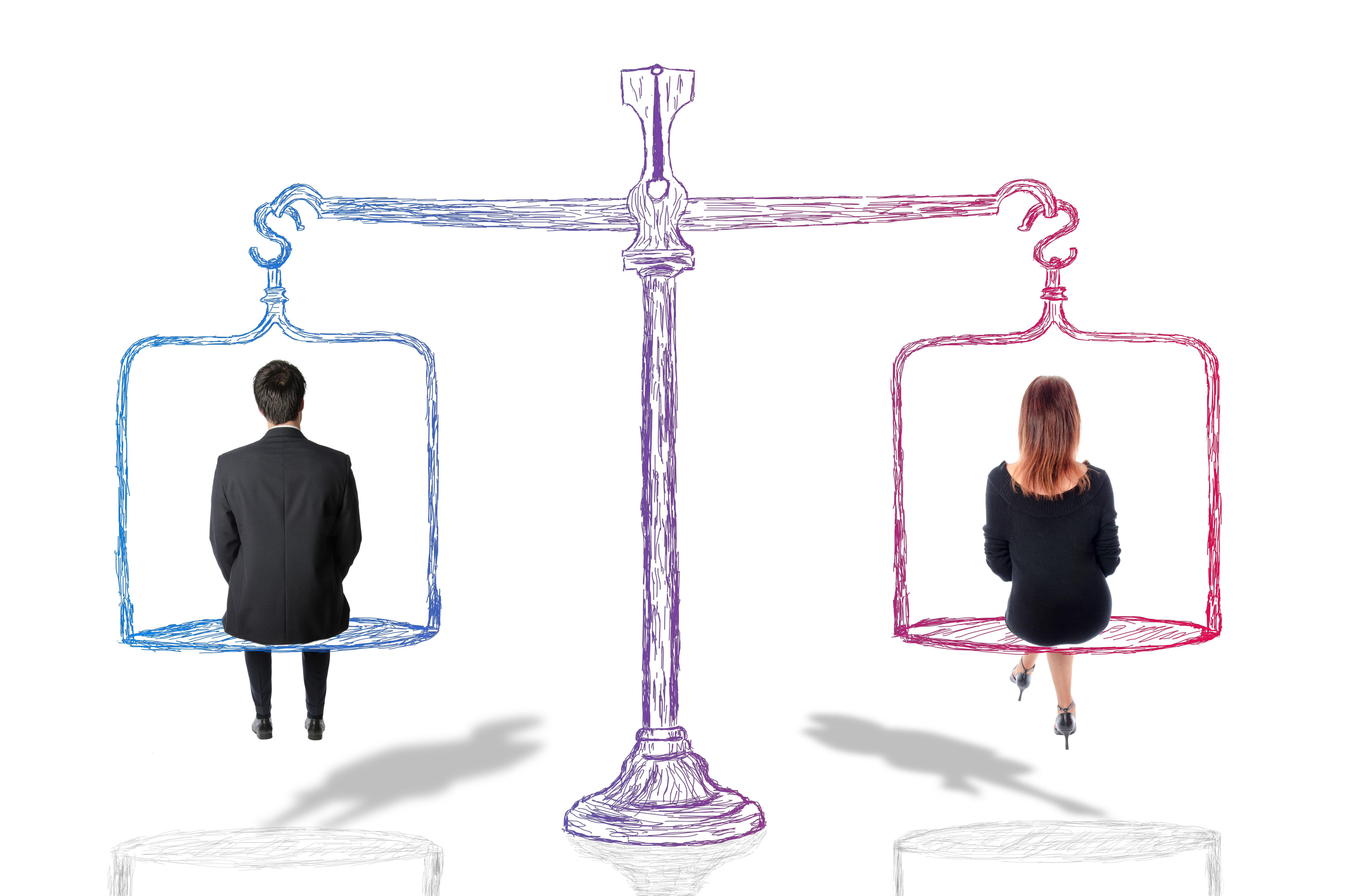 Are men and women equal in today's society?