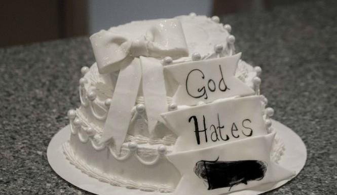 anti-gay, baker, wedding cake