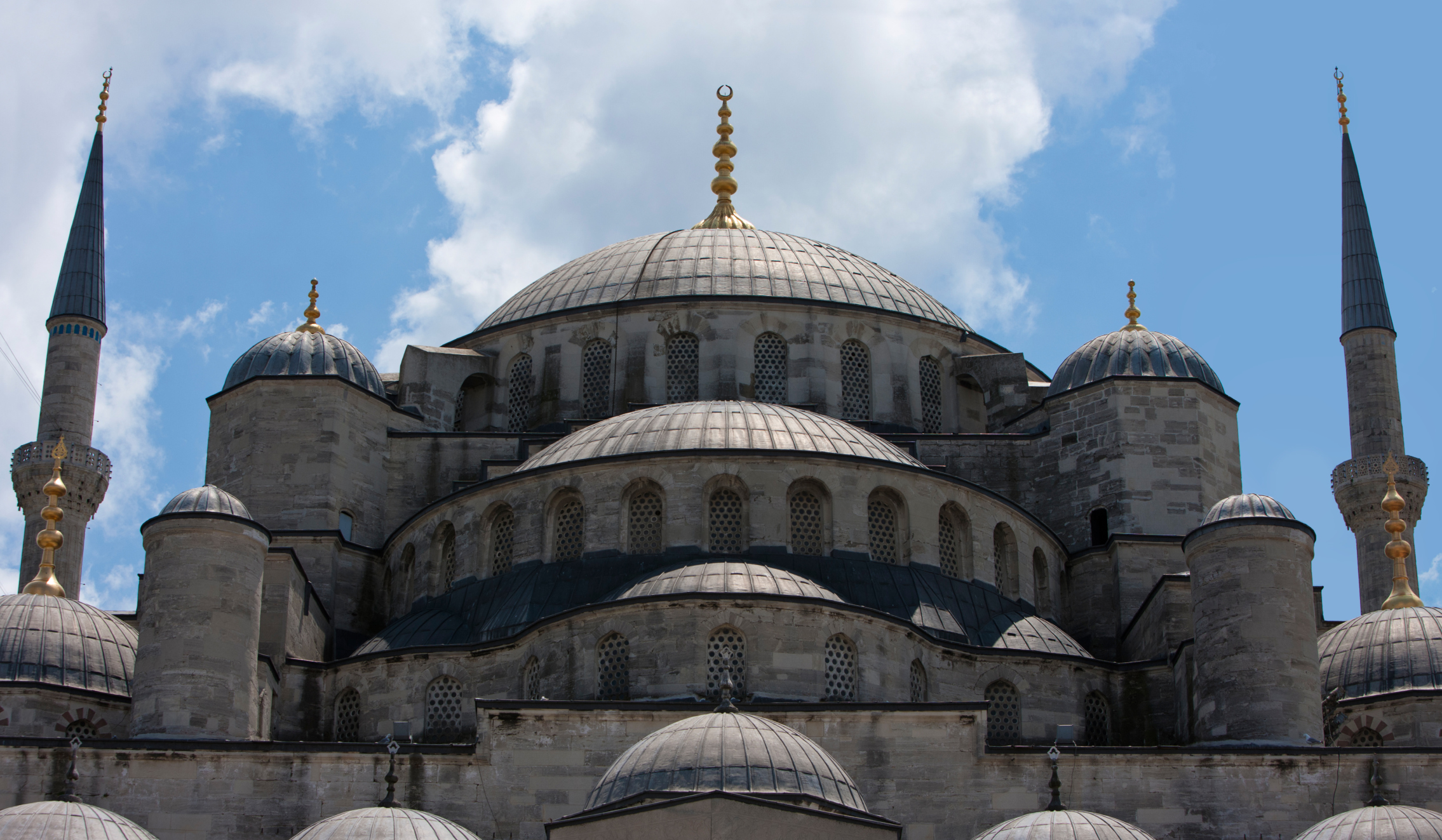 Blue Mosque, Istanbul - Universal Life Church