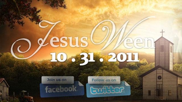 JesusWeen 10-31-2011