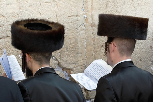 Jewish Hat Shtreimel