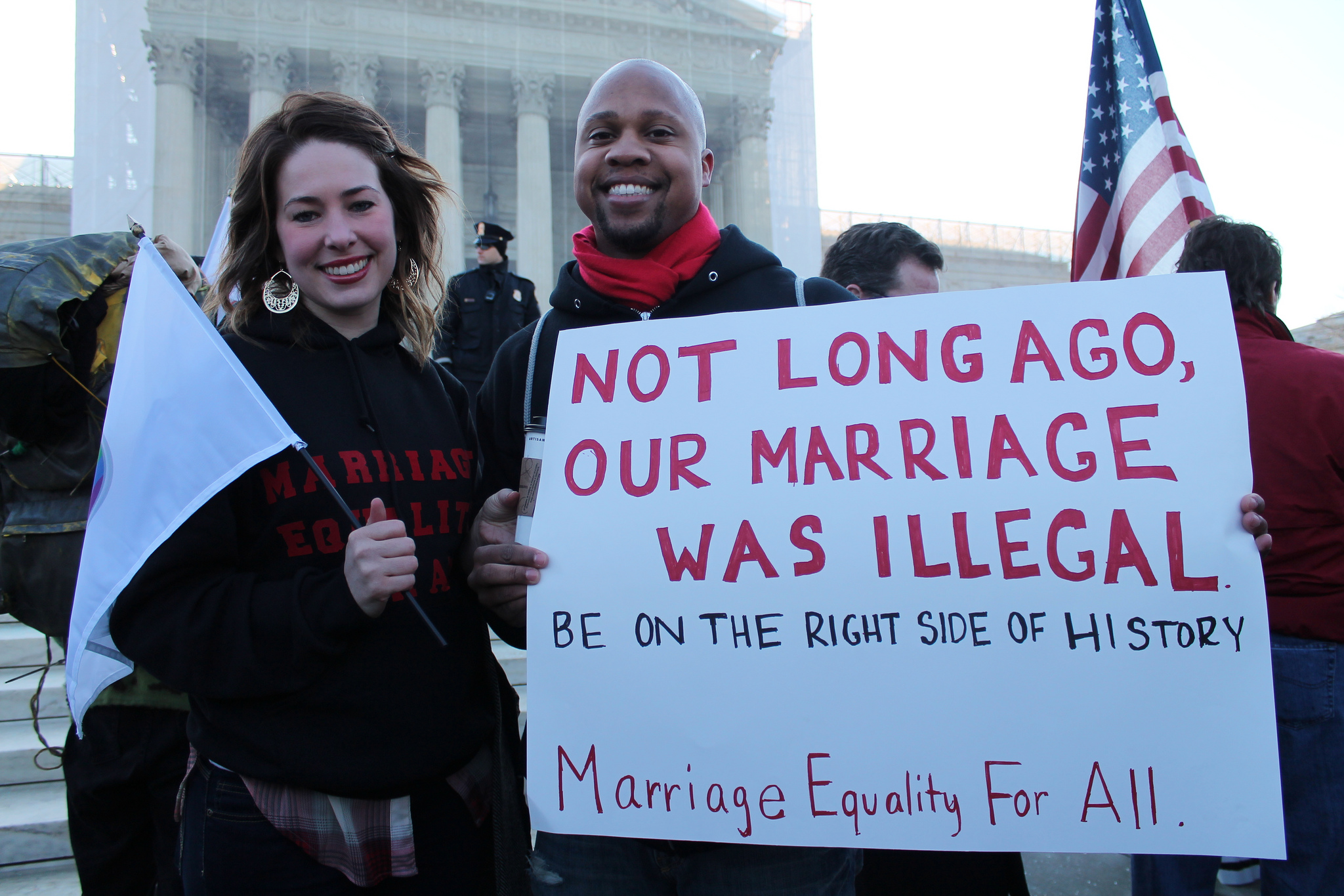 religious freedom and marriage equality
