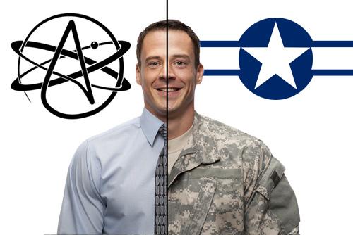 atheism, ULC, military