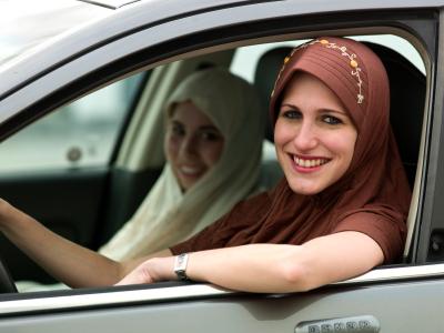 Saudi women fight for right to drive Saudi women fight for right to drive new picture