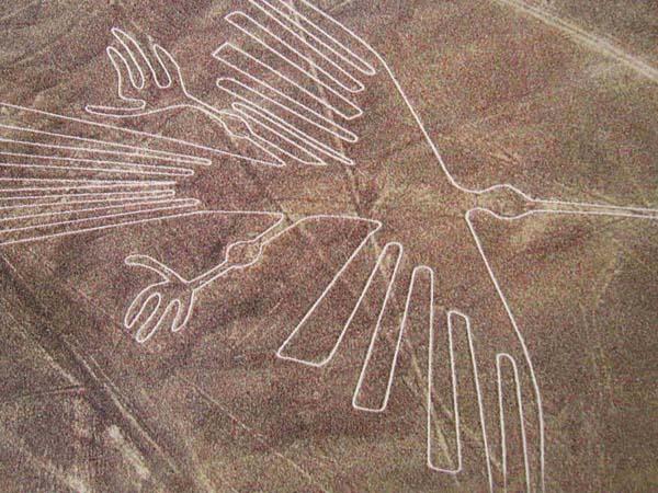 nazca lines, extra-terrestrials, aliens, ancient