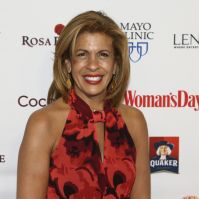 'Today' Host Hoda Kotb Officiates Zoom Wedding
