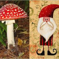 Could Magic Mushrooms Explain the Story of Santa Claus?