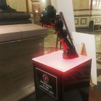 Satanic Holiday Display Returns to Illinois State Capitol