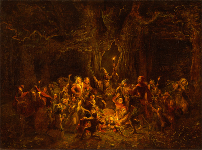 Pagan celebration of Samhain