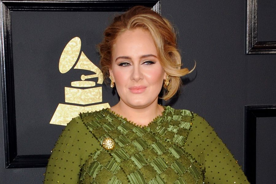 Adele becomes ordained minister
