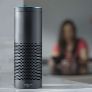 Amazon's Alexa device can spy on people