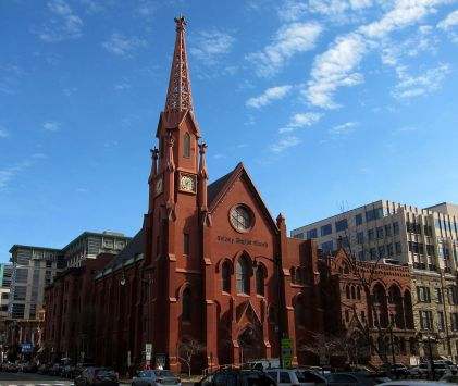 Calvary Baptist Church in Washington D.C.