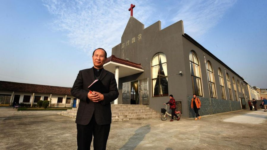 A Christian Church in China