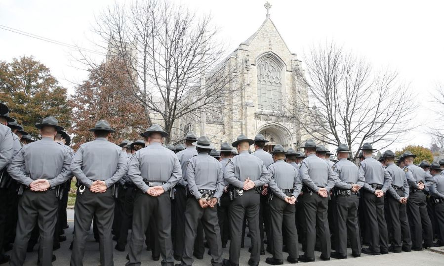 A church is seeking to create its own police force.