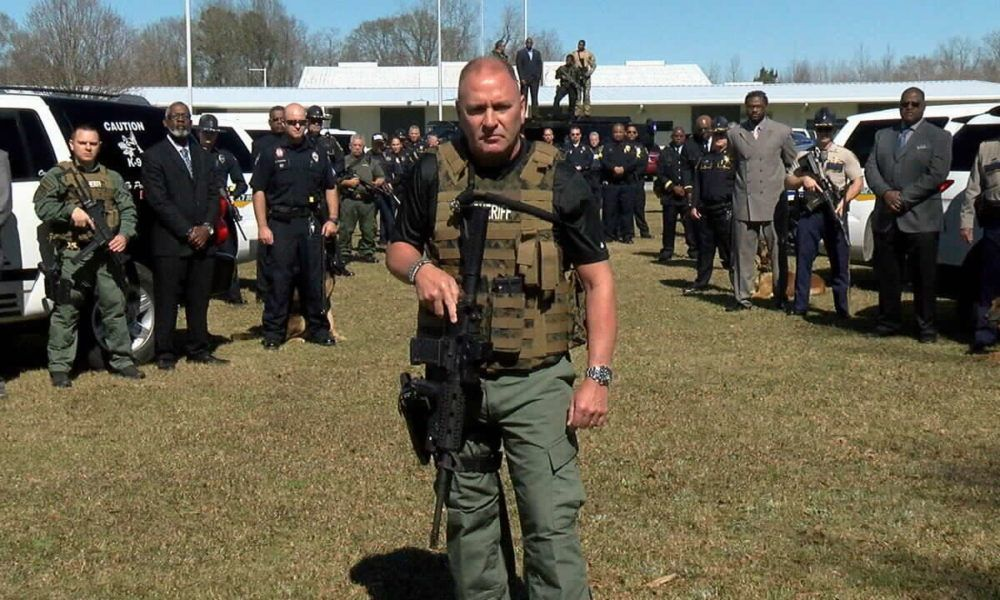 Congressman Clay Higgins has called for a holy war against Islam