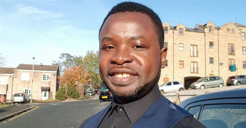 Felix Ngole was expelled for his Christian views on gay marriage.