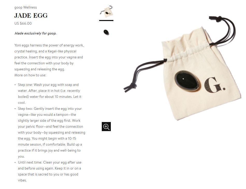 Jade egg product description