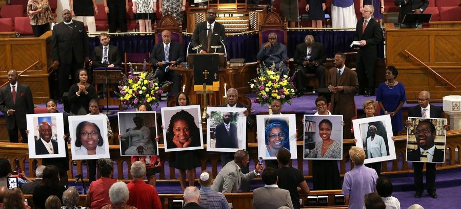 Victims of the AME Church Massacre