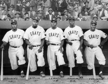 Negro Leagues baseball players