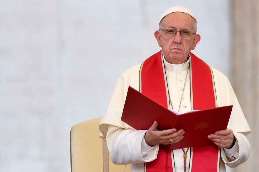 Pope Francis clergy abuse scandal