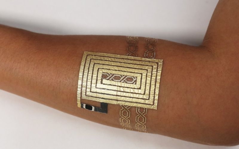 smart tattoos could lead to mark of the beast