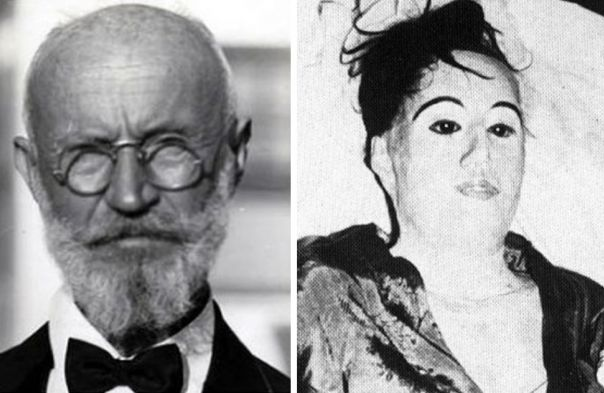 Charles Tanzler married the corpse of a former love interest