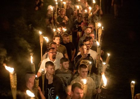Unite the Right Rally in Charlottesville