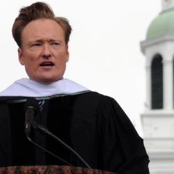 Conan O'Brien Ordained by Universal Life Church Monastery
