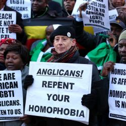 Gay Marriage in the Anglican Church