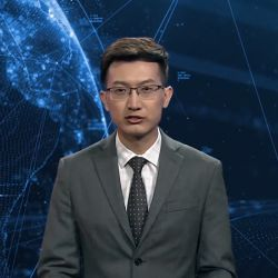 Fake News: Meet China's Completely AI News Anchor