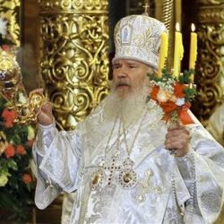 Russain Orthodox Church Leader Dies