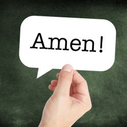 Amen... and A-Woman? Congressional Prayer Causes a Stir