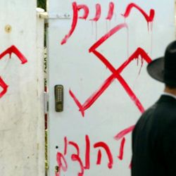 Hate Crimes Against Jews on the Rise