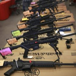 School District Buys Assault Rifles to Protect Students