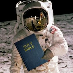 Religious Freedom Group Condemns Space Force's Use of 'Official Bible'
