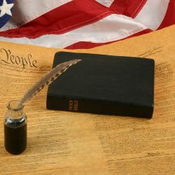 New Survey: Half of Americans Believe Bible Should Influence US Law