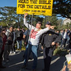 Clash Over Christian Free Speech on Campus