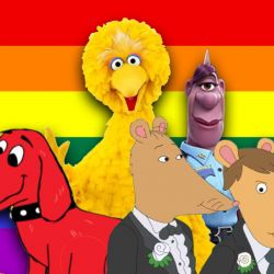 Evangelicals Outraged Over Openly Gay Characters in Children's Media