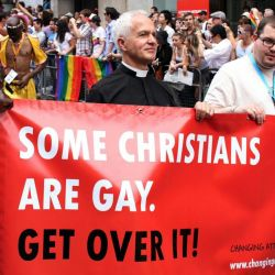 Religious Groups Warming Up To Gay Marriage - And Fast