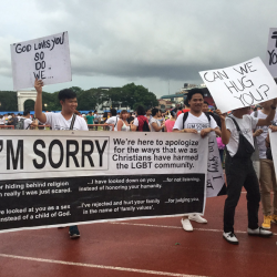 Christian Apology to LGBTQ Community Goes Viral