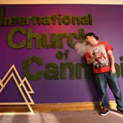 The International Church of Cannabis Opens Its Doors