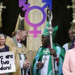 Church of England Embraces Transgender Members