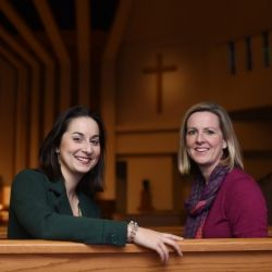 Lesbian Couple Takes Pulpit at Historic Baptist Church