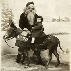 10 Weird Christmas Traditions From The Past