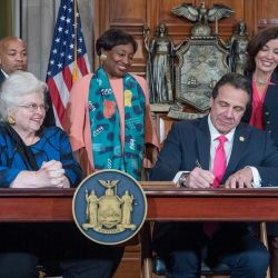 Cuomo Faces Calls for Excommunication Over Abortion Bill