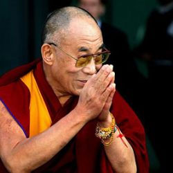 Dalai Lama Speaks on Bin Laden and Forgiveness