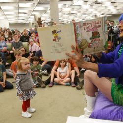 "Texas Religious Group Seeks to Ban ""Drag Queen Story Hour"""